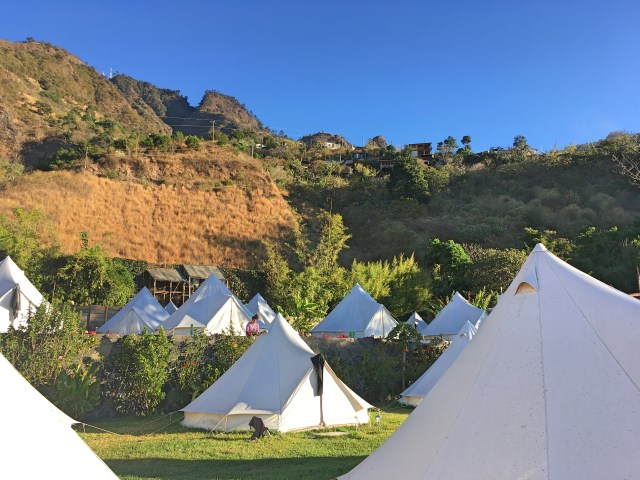 tents glamping