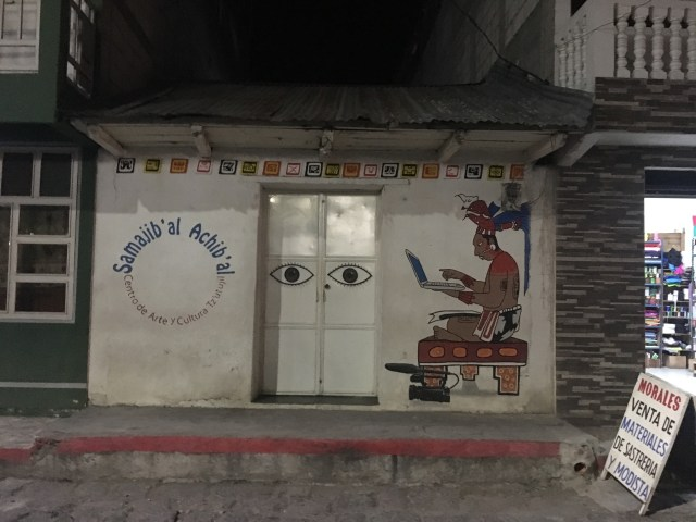 art gallery san pedro guatemala