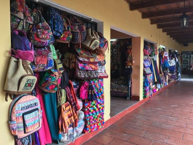 artisans market antigua