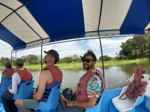 boat ride las isletas