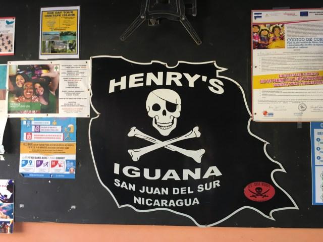 henrys iguana sjds