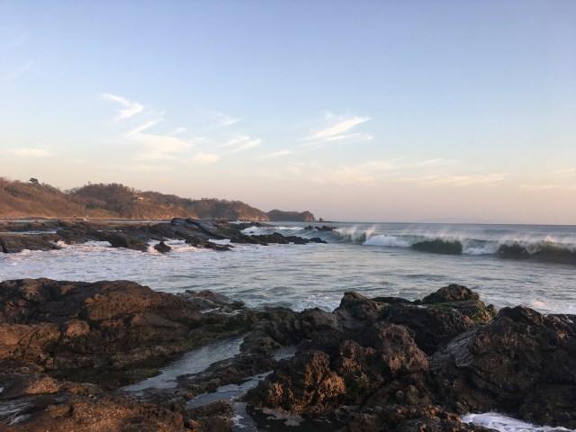 sunset waves sjds