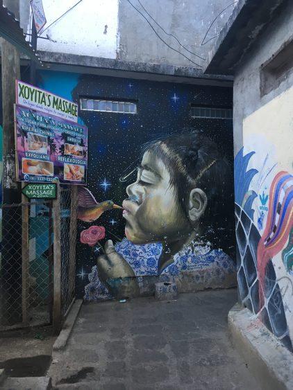 wall art san pedro