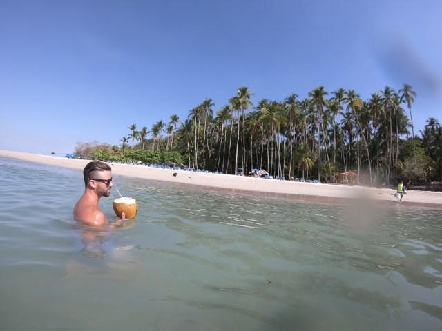 coconut drinks costa rica
