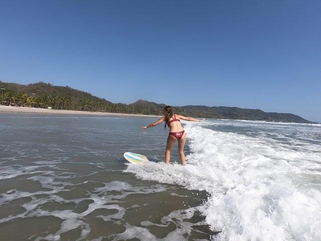 santa teresa costa rica surfing