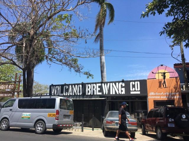 volcano brewing co