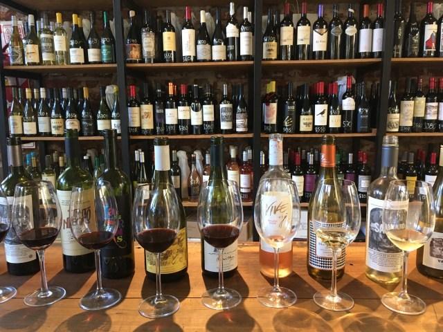 Argentina wine tasting