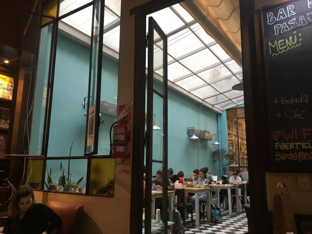 coffee shop buenos aires