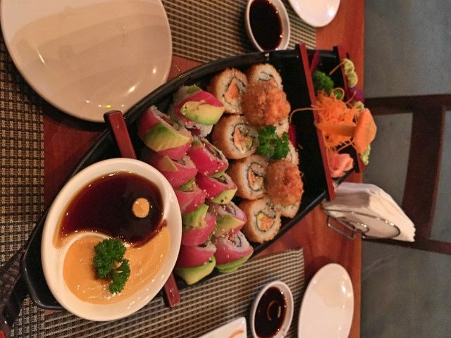 costa rica sushi