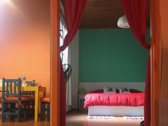 airbnb recoleta