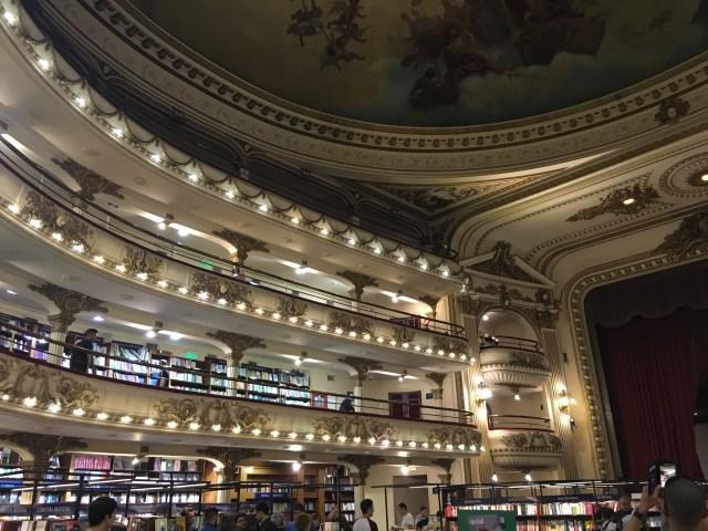 argentina bookstore