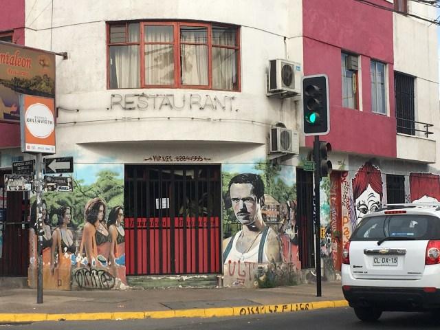 street art in santiago chile