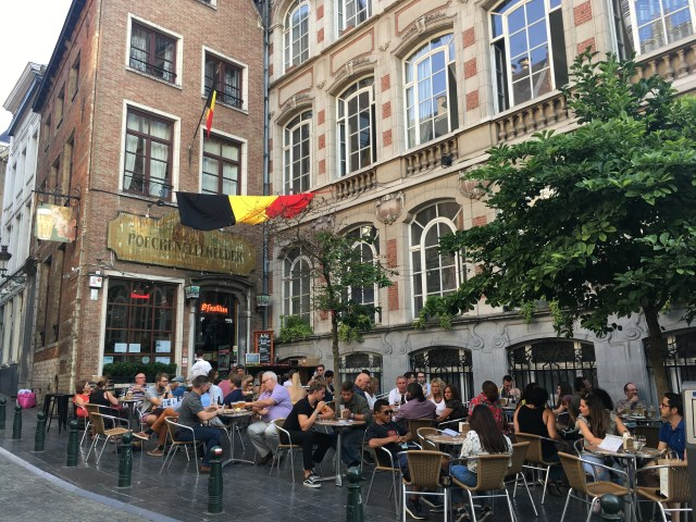 bar in belgium