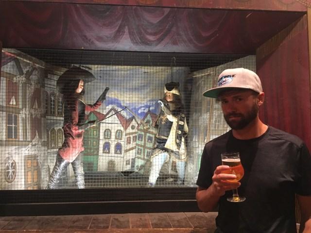 belgium puppet bar