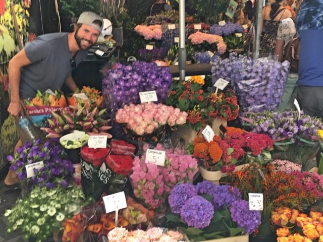 blomenmarkt amsterdam