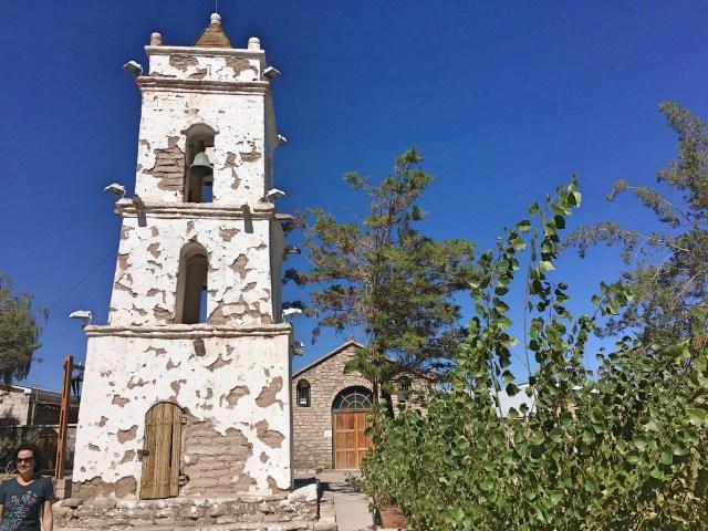 church town san pedro de atacama_