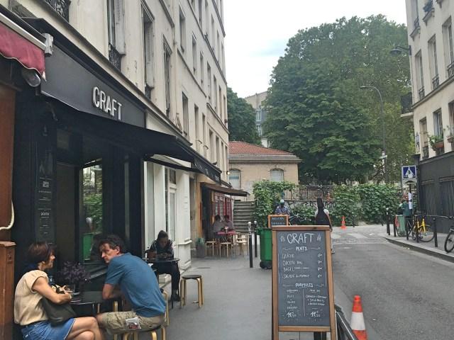 craft coworking Paris- Digital Nomad