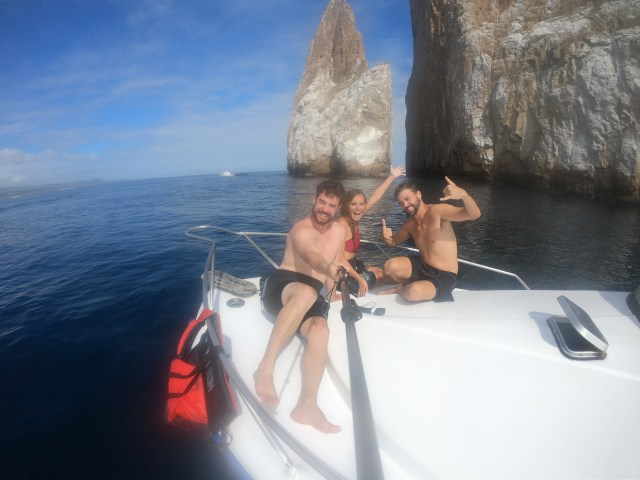 kicker rock tour