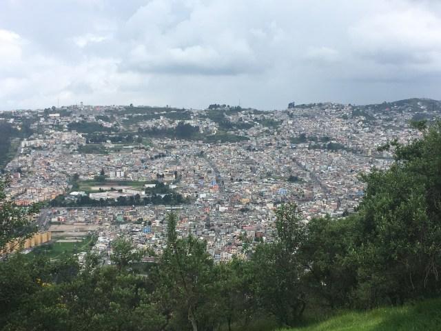 panecillo views