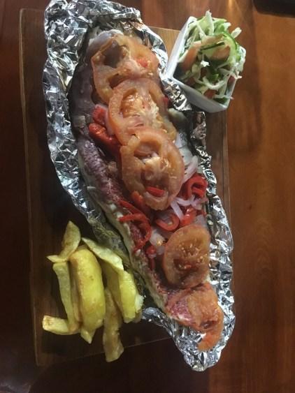 seafood santa cruz