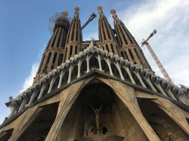 sagrada famliia church