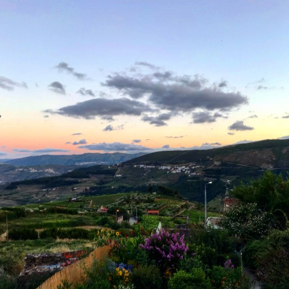 sunset douro valley
