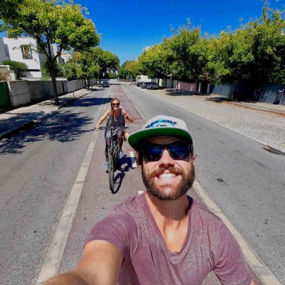 bike ride porto