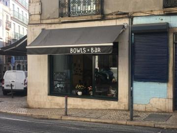 bowls and bar