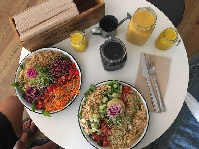 vegan bowls lisbon