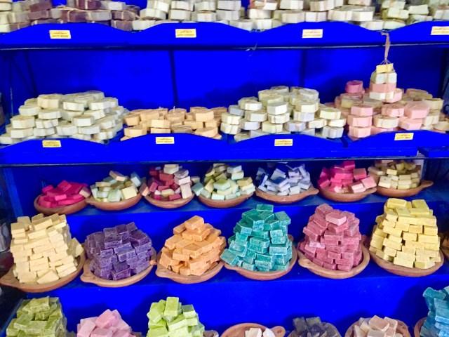chefchaouen soap