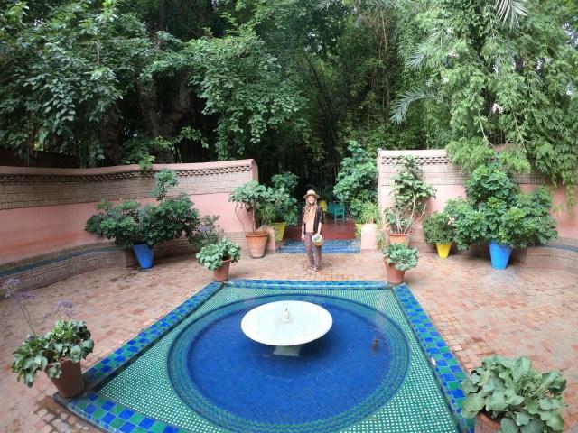 gardens marrakech
