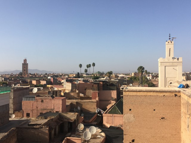 marrakesh mosque