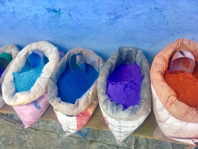 morocco chalk