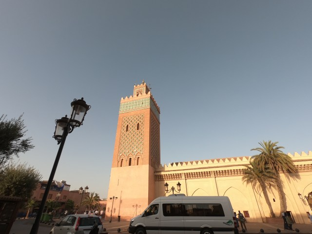 mosque marrakesh