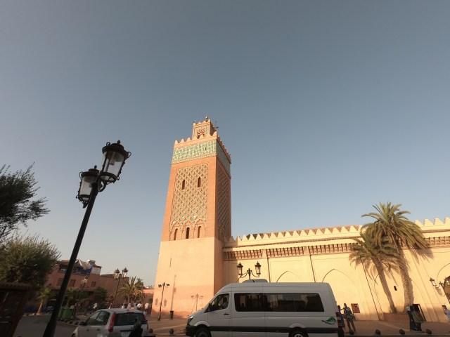 mosque marrakesh