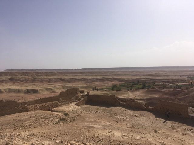 ait benhaddou view