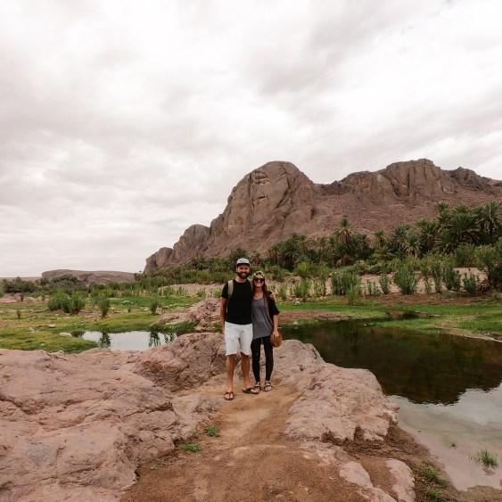 oasis morocco