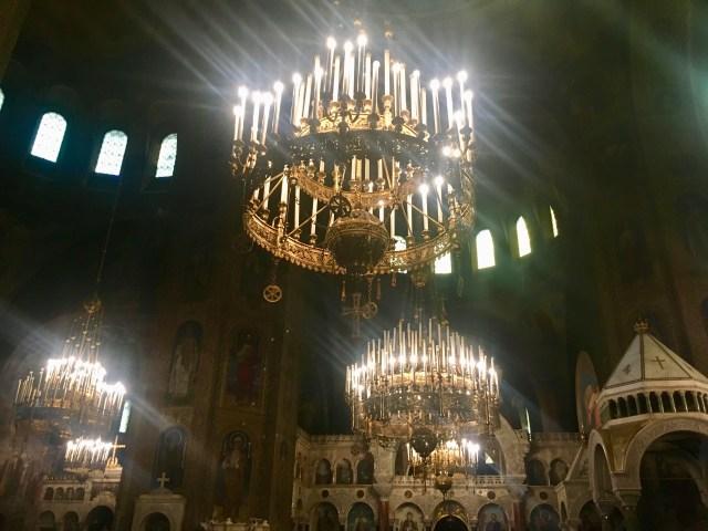 sofia chandelier