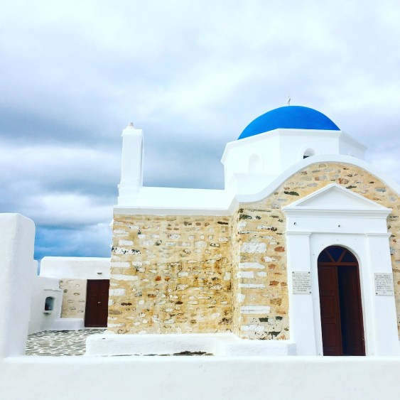 church in parikia paros