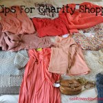10 Tips for Charity Shopping