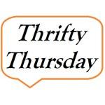 Thrifty Thursday – 11th September