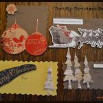 Thrifty Thursday – Thrifty Christmas Name Tags