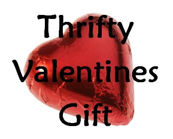 How to make a thrifty Valentine gift