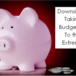 Thrifty Thursday – Downsizing! Taking Budgeting To The Extreme