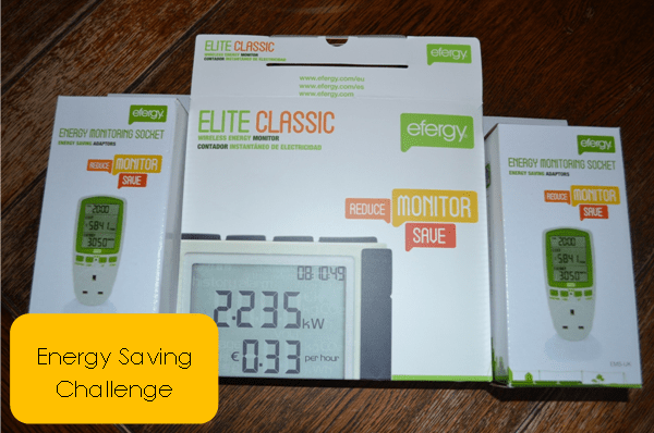 Energy saving challenge