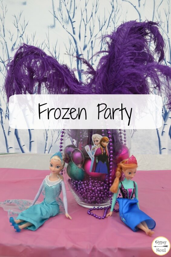 Frozen-Party