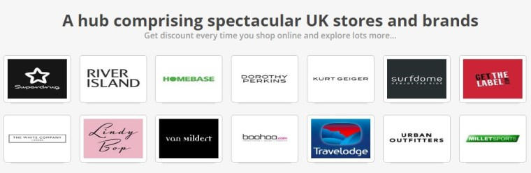 Deals Daddy UK discount voucher site