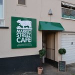Market Street Cafe Launch in Newton Abbot