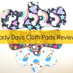 Lady Days Cloth Pads Review
