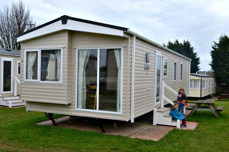 Beverley Holidays Caravan
